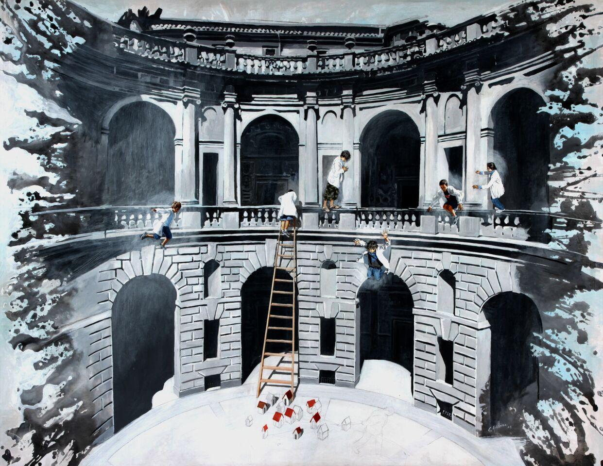 El juguete rabioso (2016) - Claudio Gallina