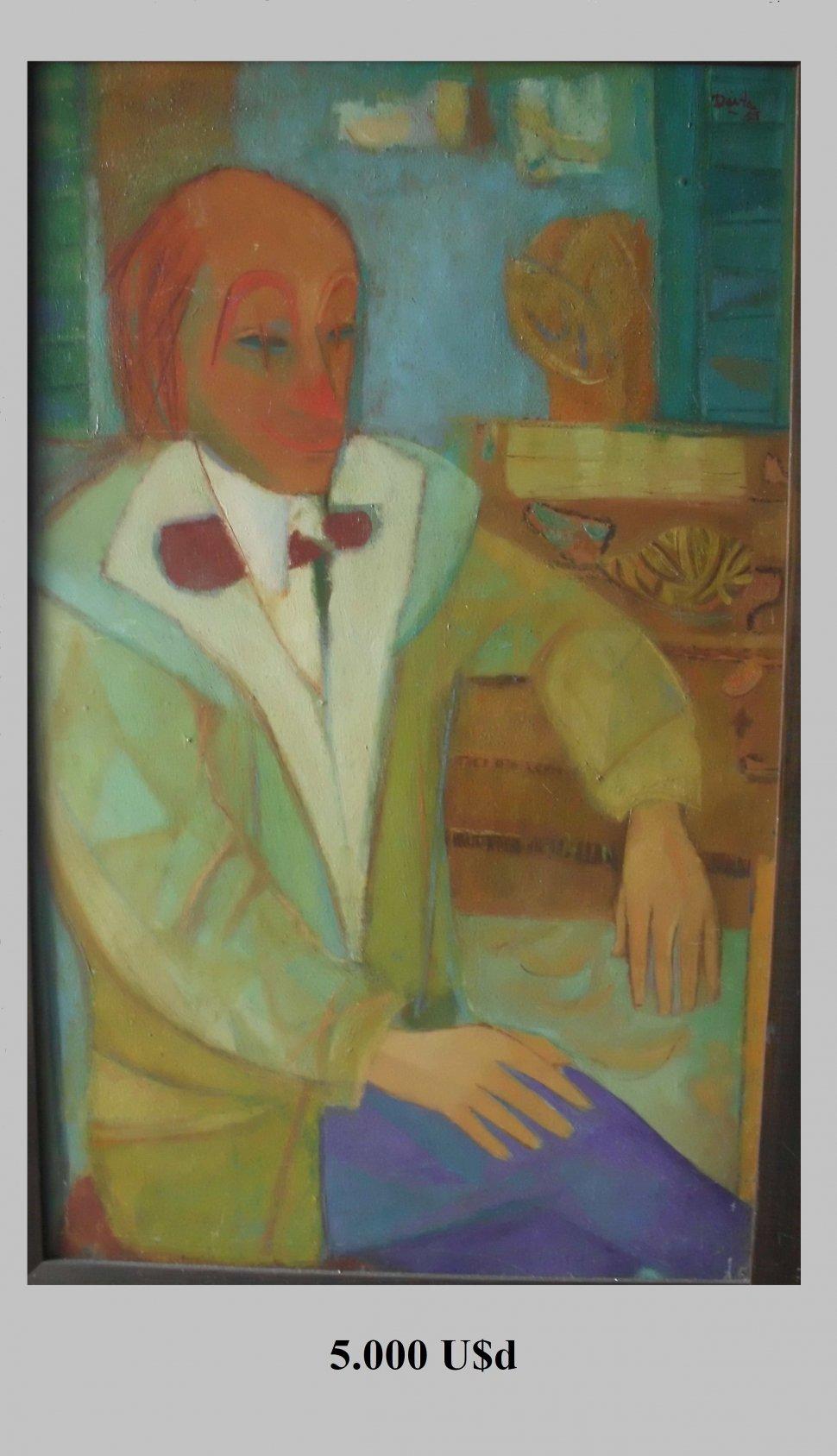 Payaso (1973) - Miguel Dávila