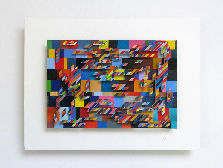 Cartography_Esther Ferrer tribute (2020) - Ramón Suau