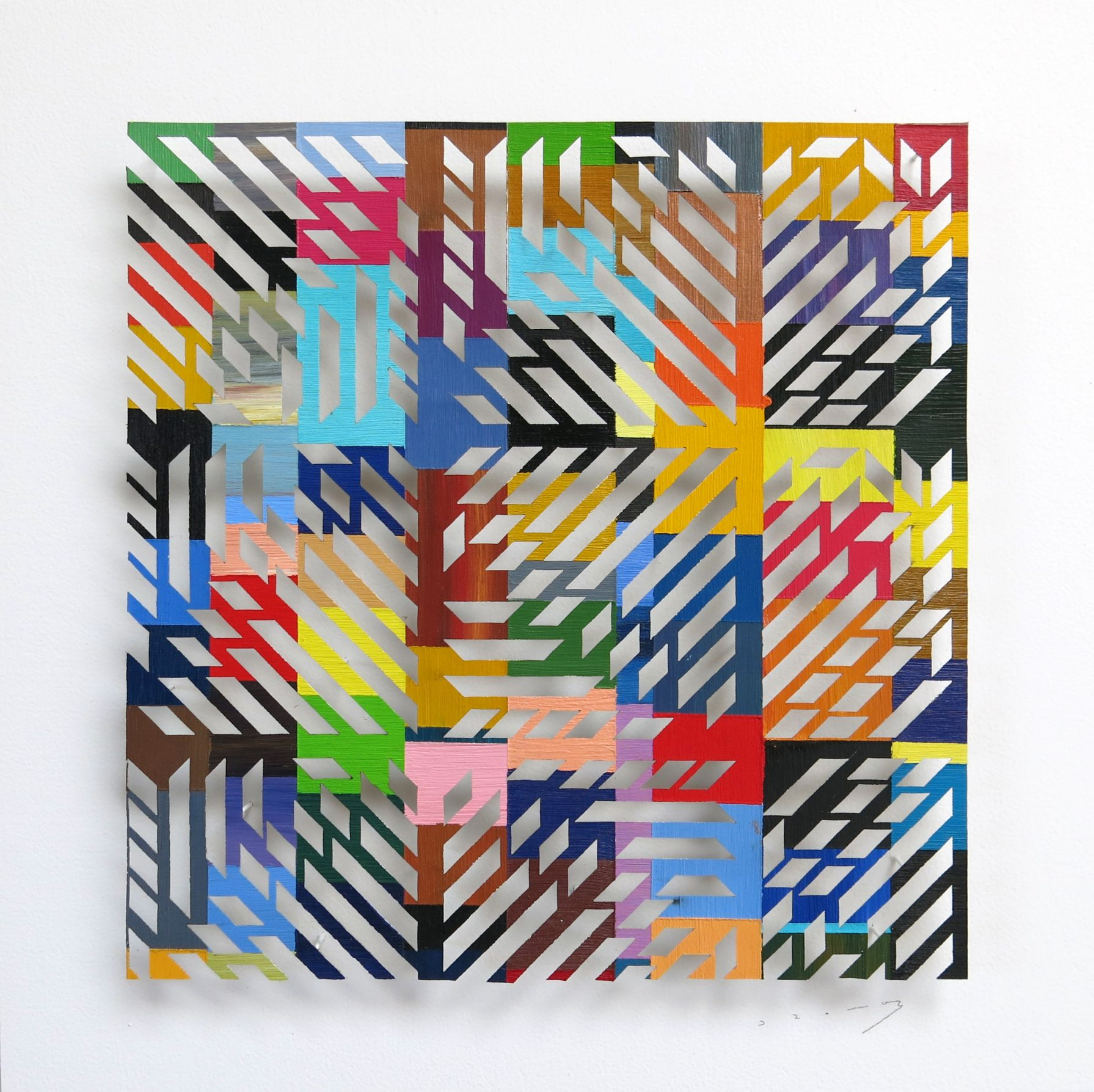 square formation (2020) - Ramón Suau