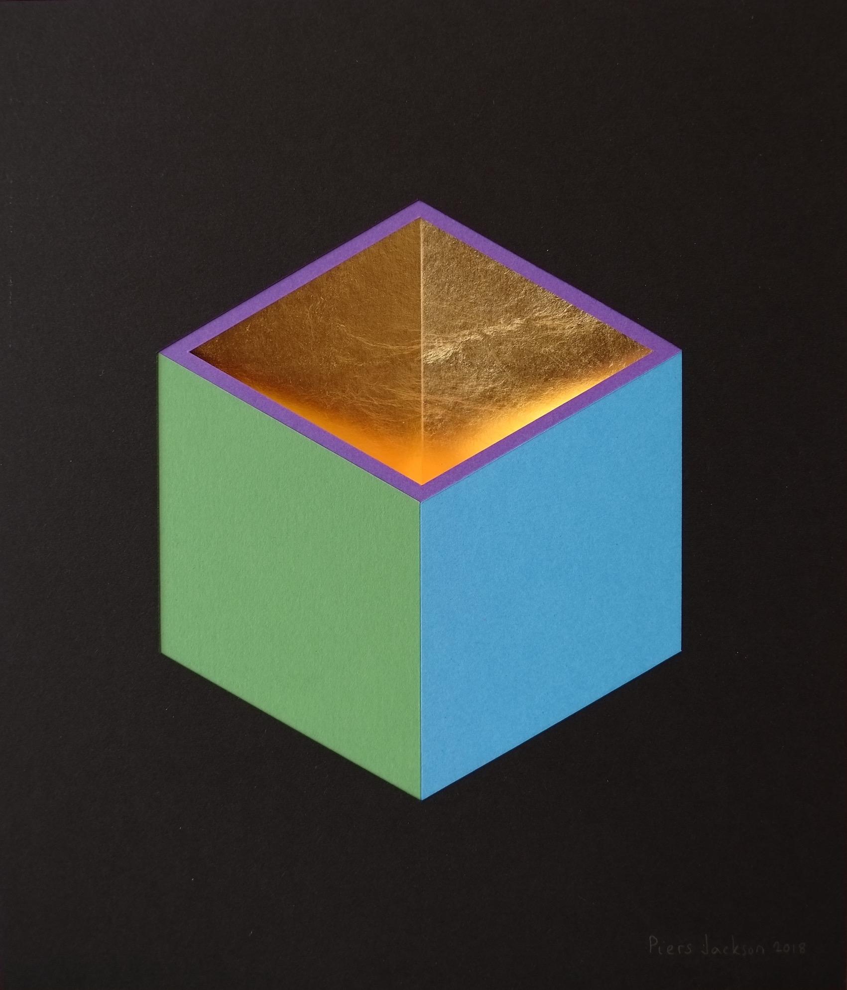 Psyche's Box 2 (2018) - Piers Jackson