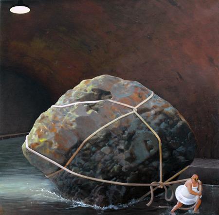 La Pedra i el Tutu (2017) - Octavi Intente