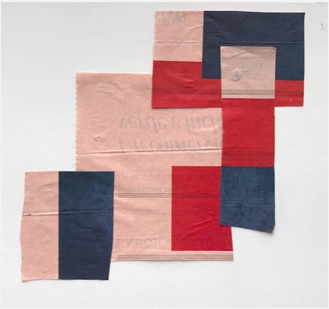 Collage pobre (2020) - Francisco Gestal
