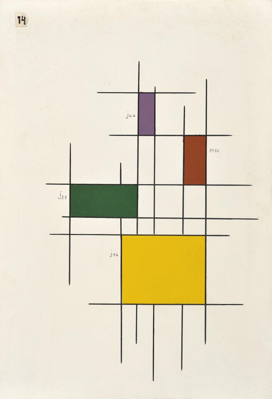"""Teoria Estructural del Color"" (1947) - Raul Lozza"
