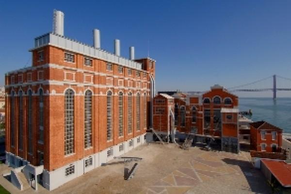 Museu da Eletricidade. Cortesía Fundação EDP