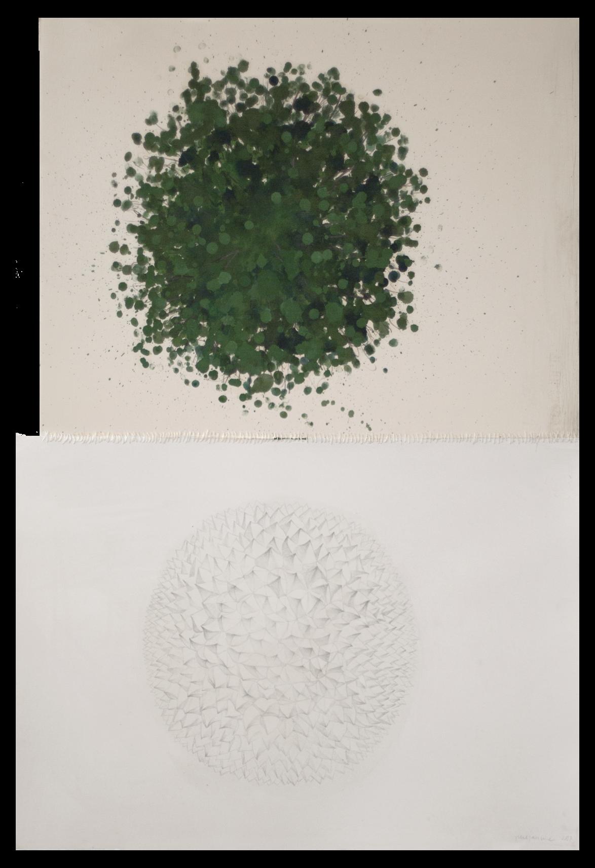 Dos dibuixos (2017) - Perejaume