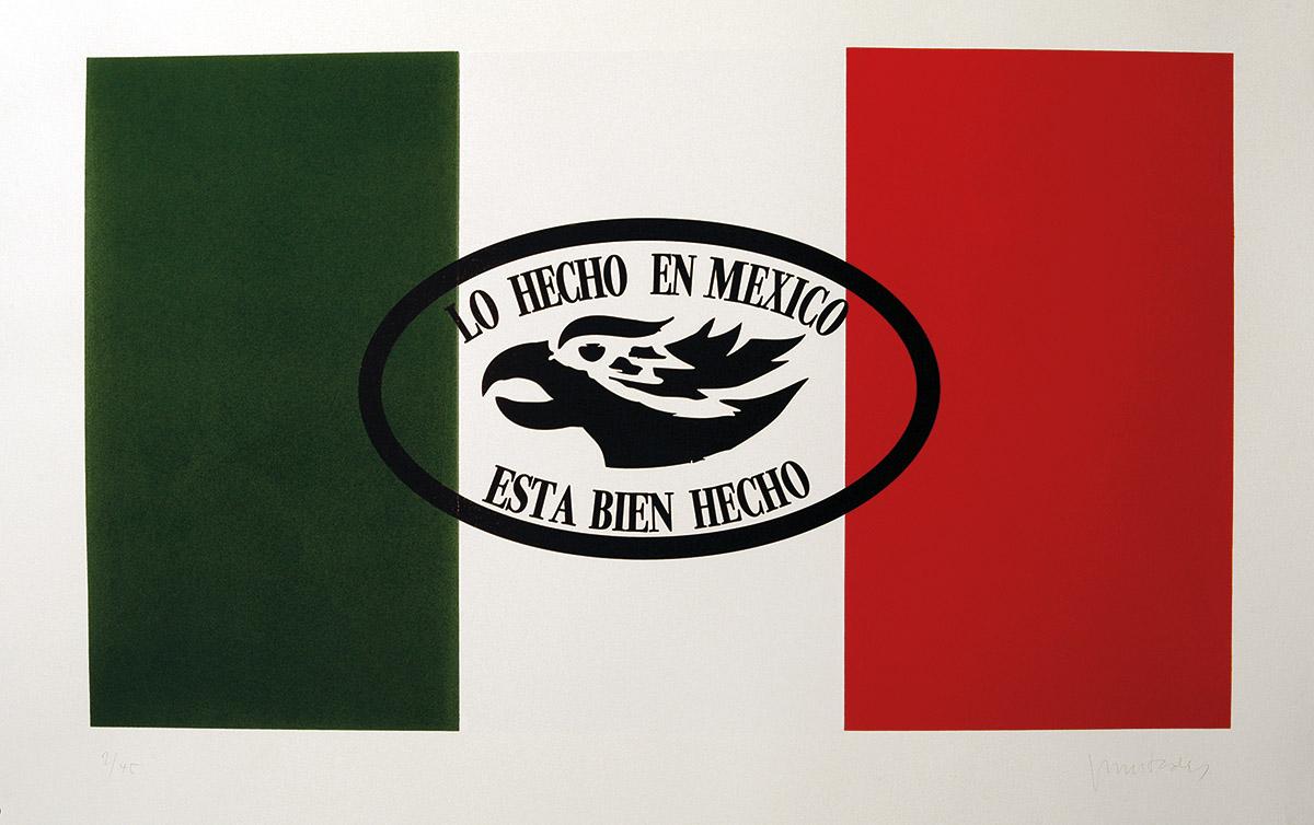 Lo hecho en México… (2004) - Antoni Muntadas