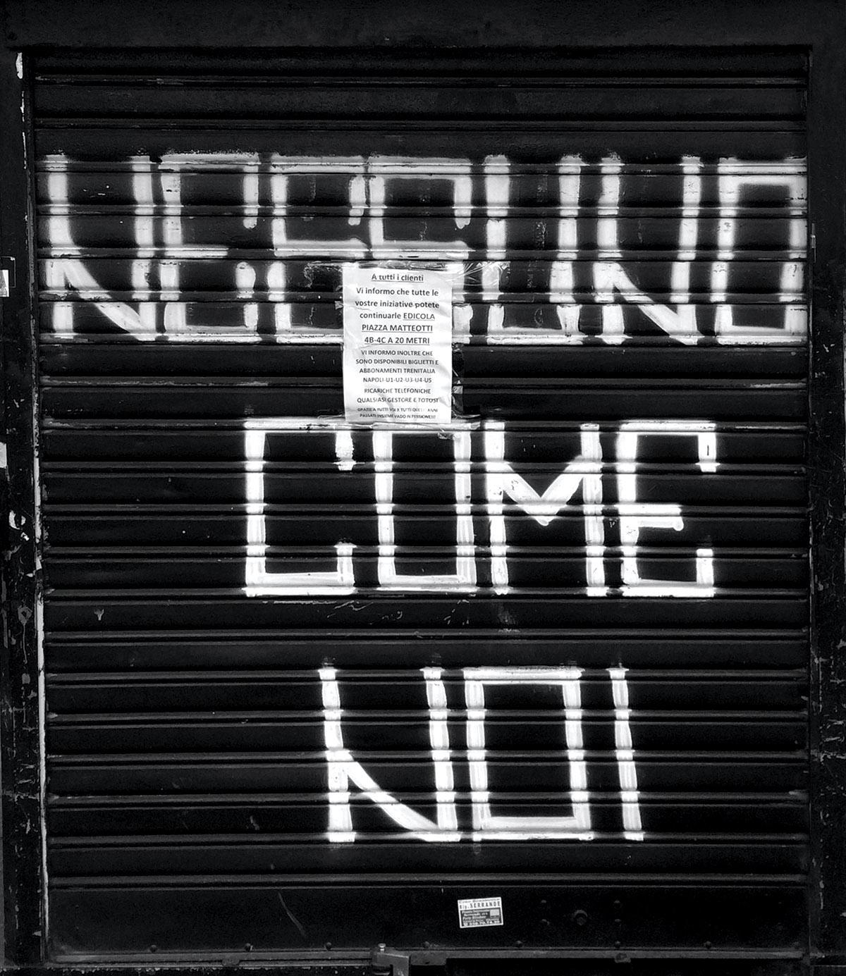 Nessuno come noi (2014) - Antoni Muntadas