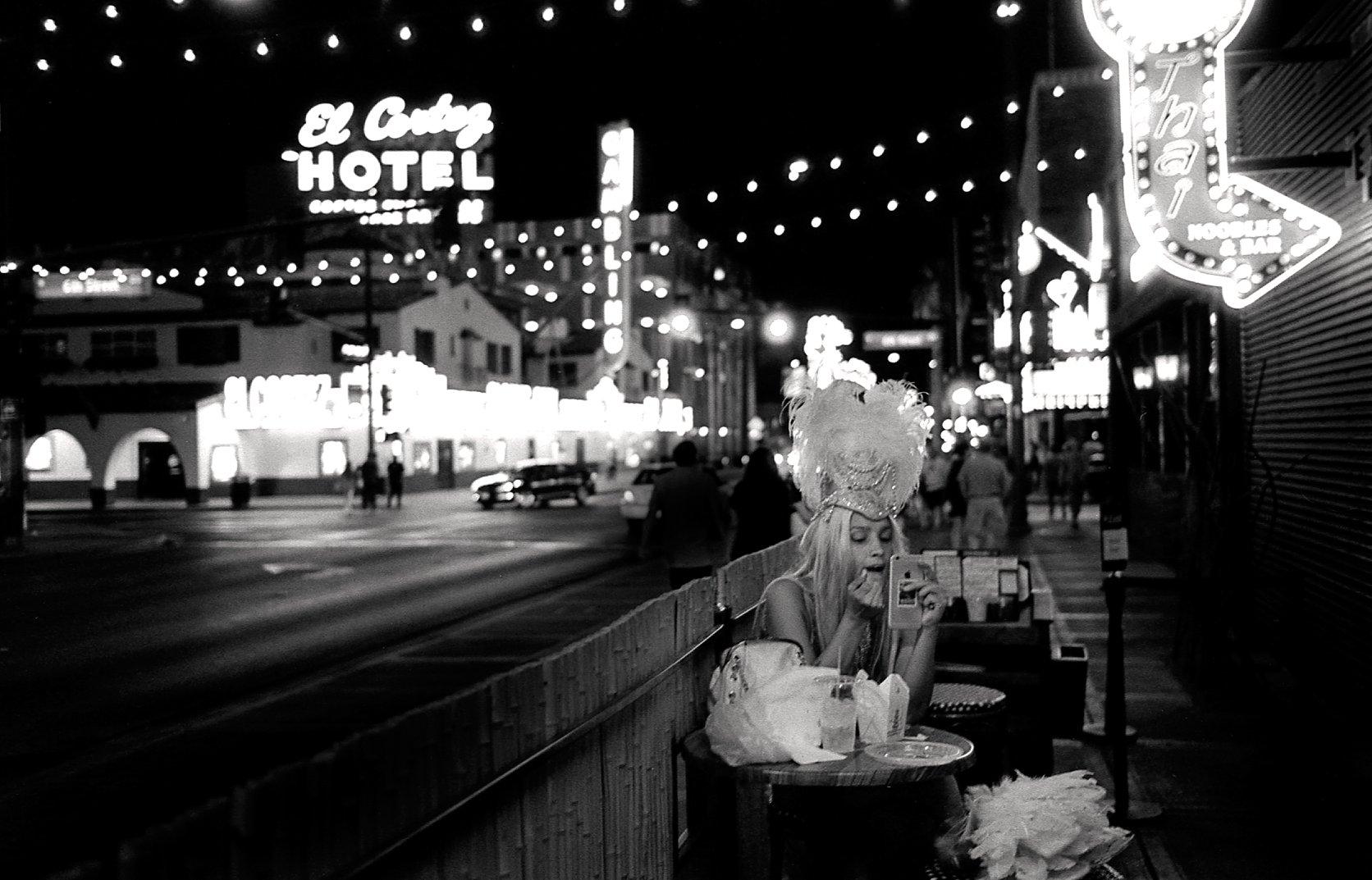 Downtown Vegas (2018) - Rafael Fernández Álvarez - Rafa Fernández