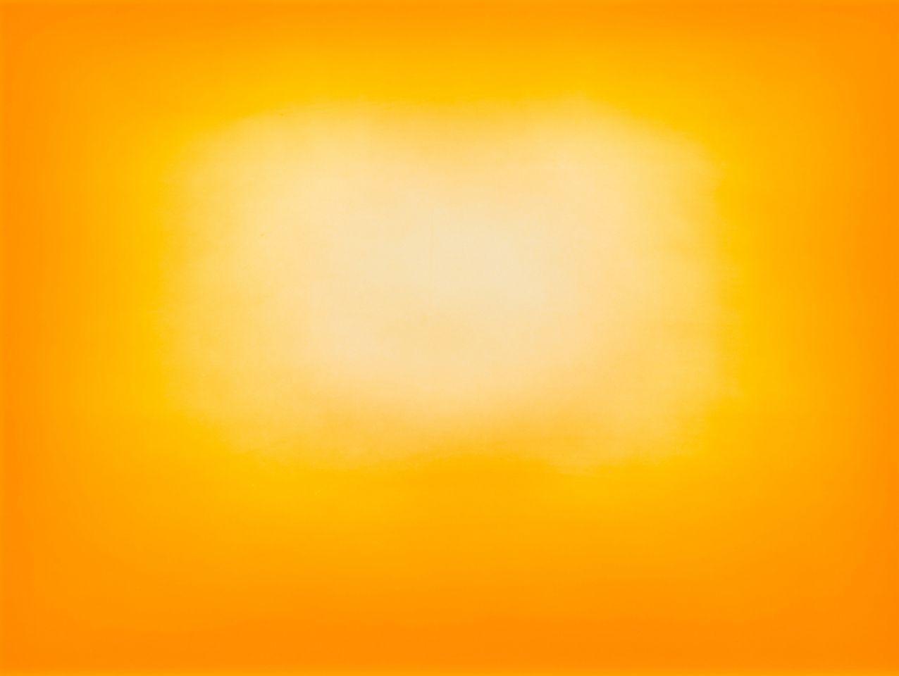 Yellow Rising (2018) - Anish Kapoor