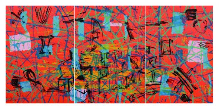 Memoria del Laberinto (2018) - Antón Patiño