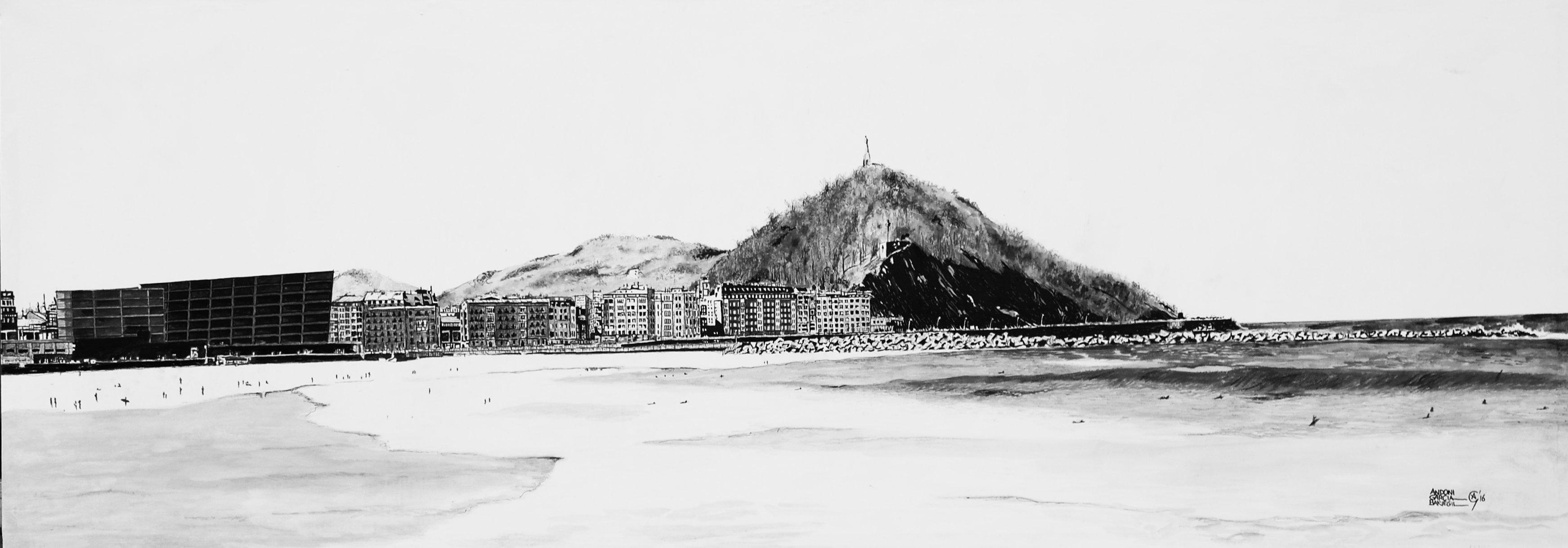 Vista GROS BEACH