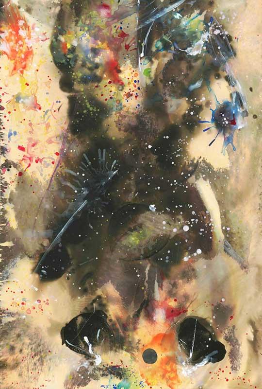 Cabeza de Mujer (2020) - Elizabeth Mosler