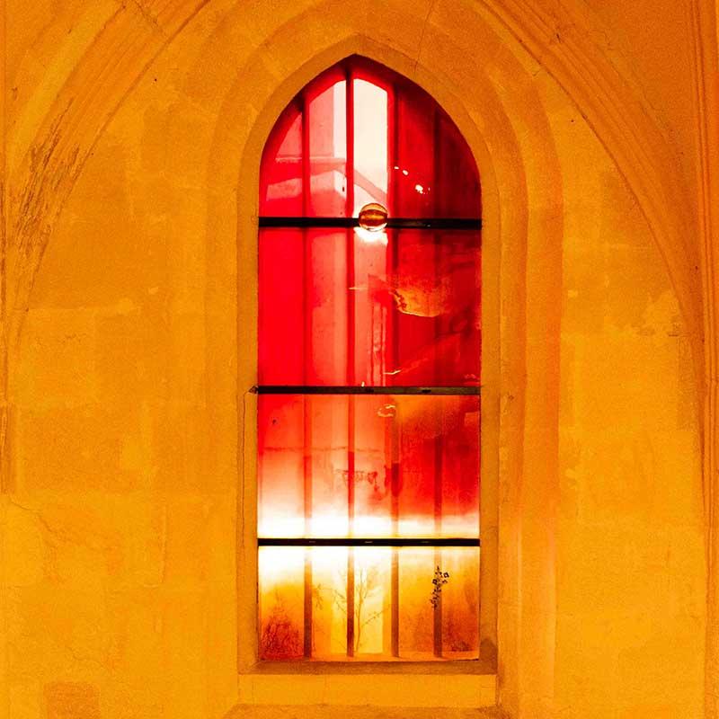 La fenêtre de l'église (2020) - Elizabeth Mosler