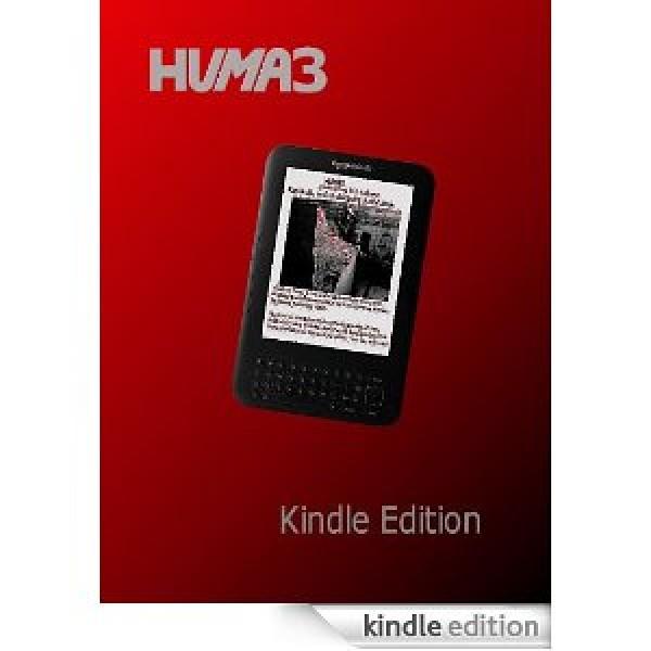 HUMA3 Kindle Version