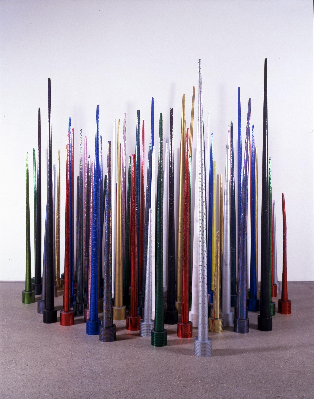 Stalagmites (Stalactite) [Estalagmitas (Estalactita)] (2005) - Marcos Reis Peixoto - Marepe
