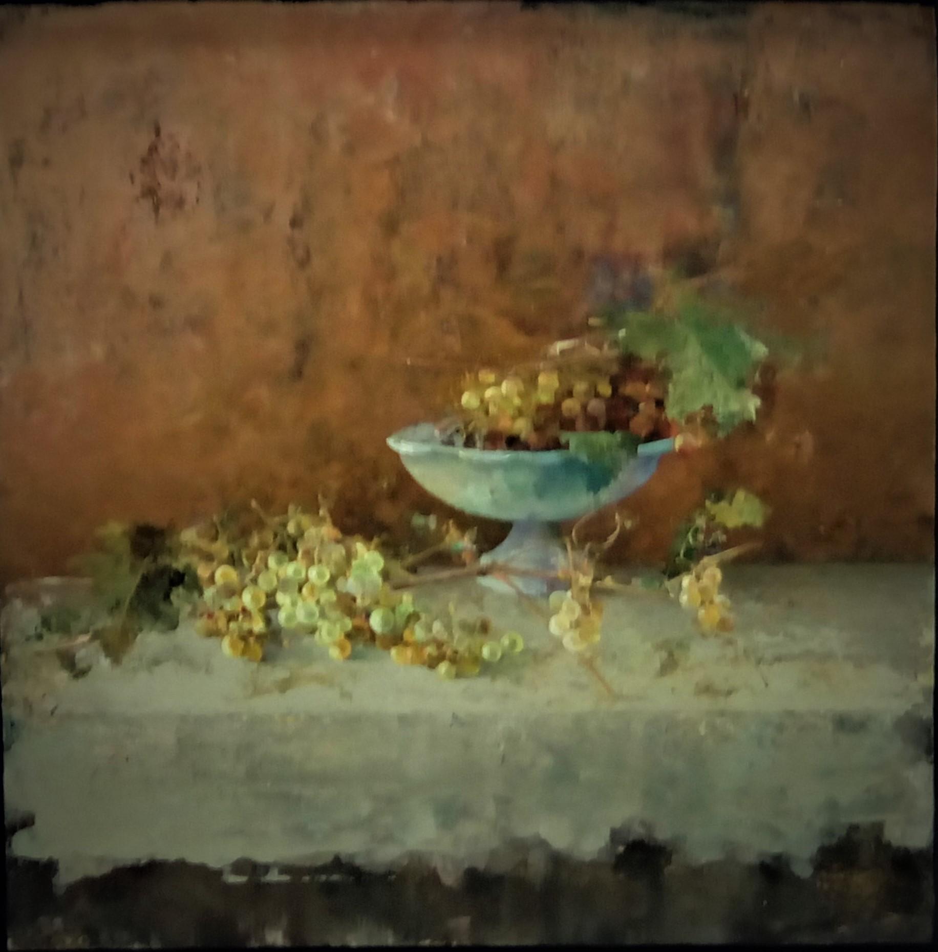 Mesa con uvas (2017) - Angel Pintado Sevilla