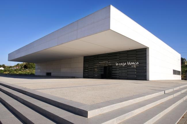 La Caja Blanca - Centro de Arte y Creación Joven