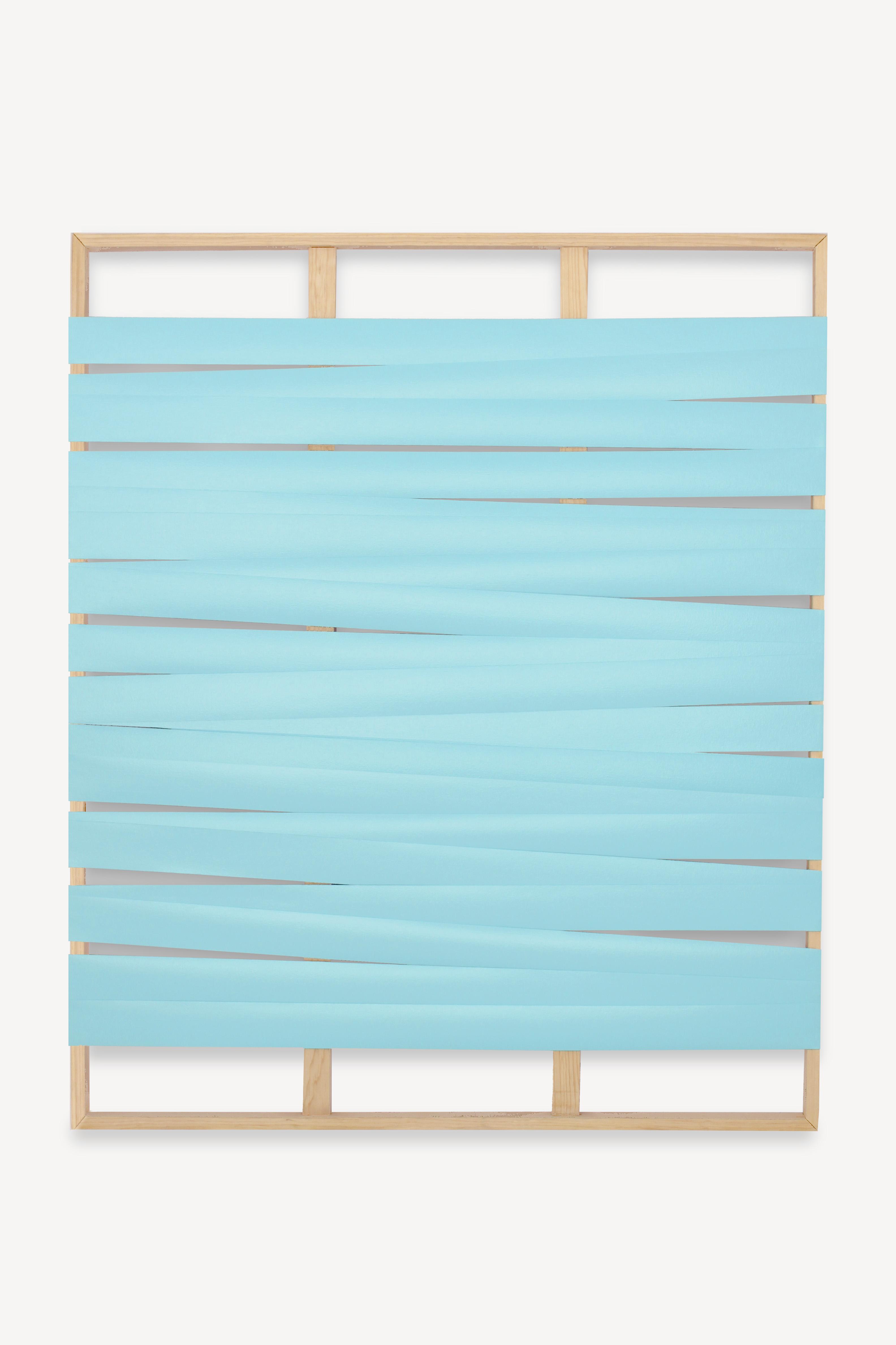 Líneas y espacios. N. 5A (2017) - Pablo Carpio