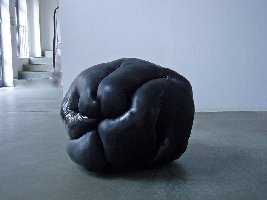 Pulpa Cubo Negro (2007) - Clemencia Labin