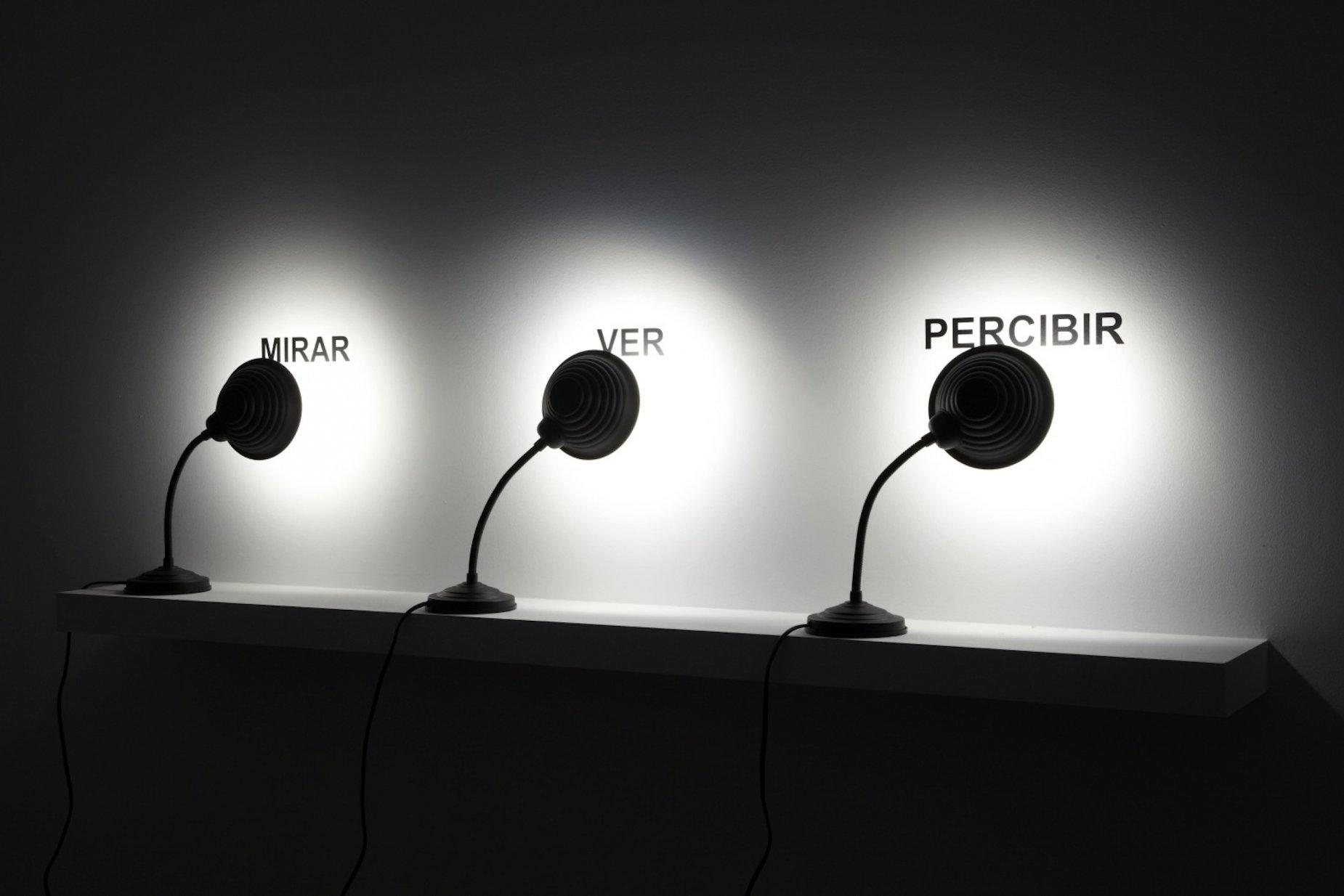Mirar Ver Percibir (2009) - Antoni Muntadas
