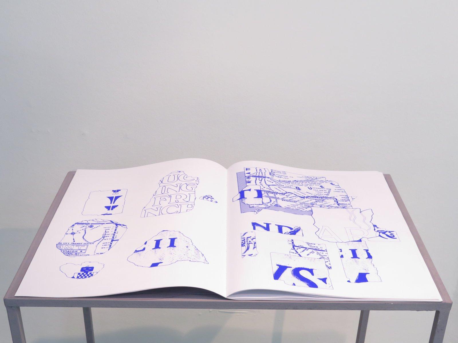 Zombie Mall. Libro de Artista