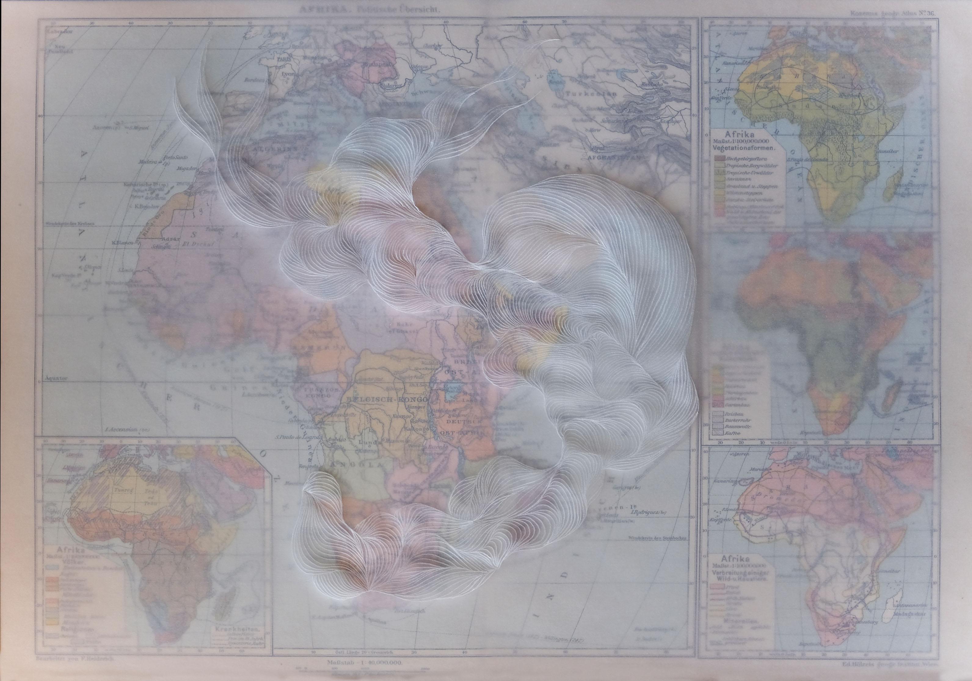 Señales de humo (África) (2019) - Catalina Bauer Novoa