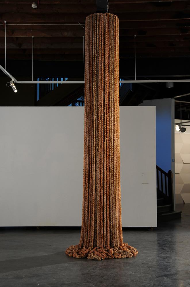 Columna  (Natural) (2009) - Catalina Bauer Novoa