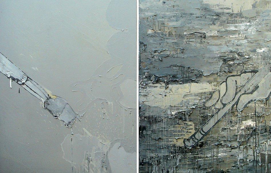 Painting and Erasing (2006) - Grace Weinrib