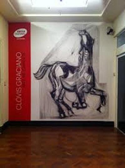 Cavalo (1957) - Clóvis Graciano