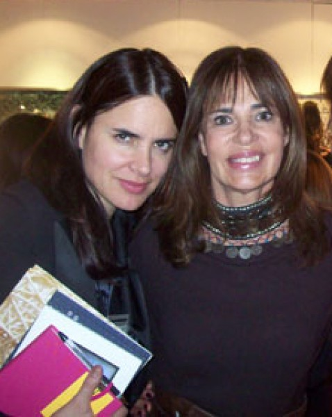 Javiera García-Huidobro e Isabel Aninat