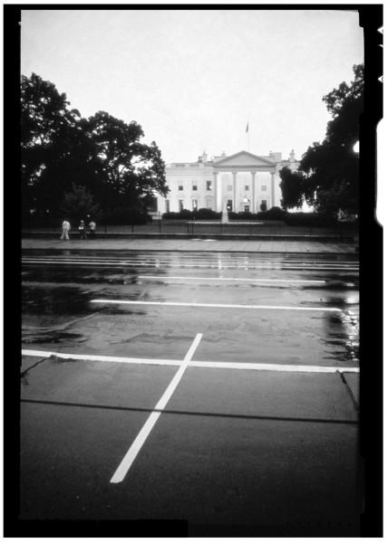 La Casa Blanca, Washington DC, 1982 (2013) - Lotty Rosenfeld