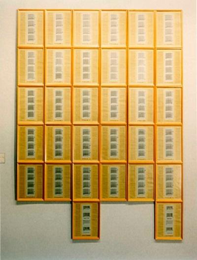 Variation (1975) - Hanne Darboven