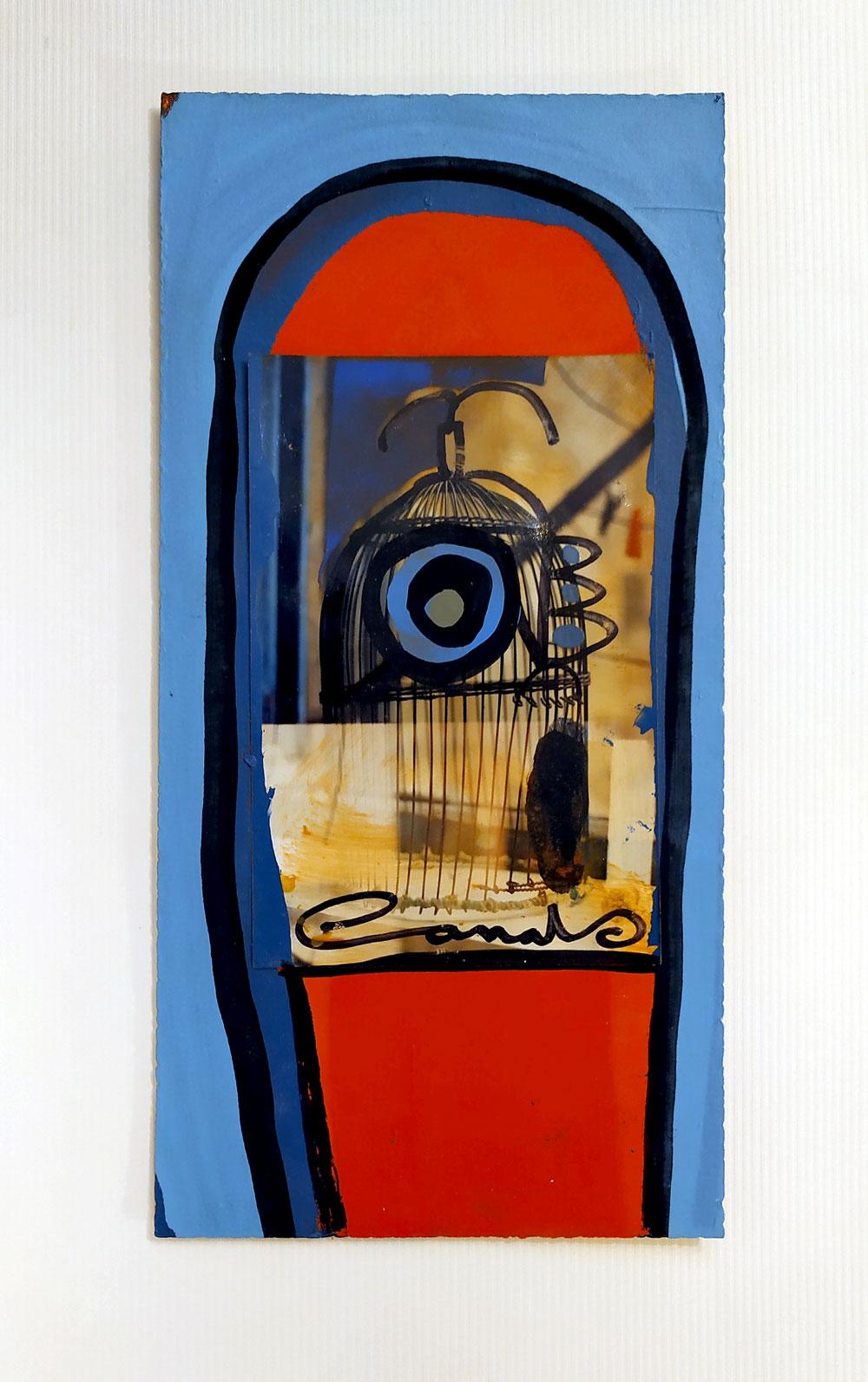 Jaula (2010) - Joan Canals Carreras