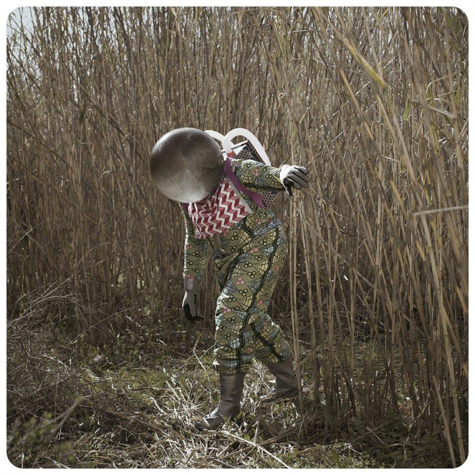 Bambuit (Serie Afronautas) | Cristina de Middel