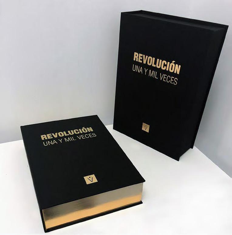 Revolución una y mil veces (2018) - Reynier Leyva Novo