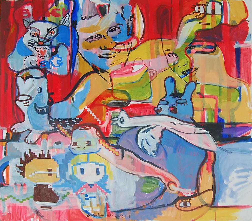 Augurios de la mente (no) (2017) - Orestes Hernández Palacios