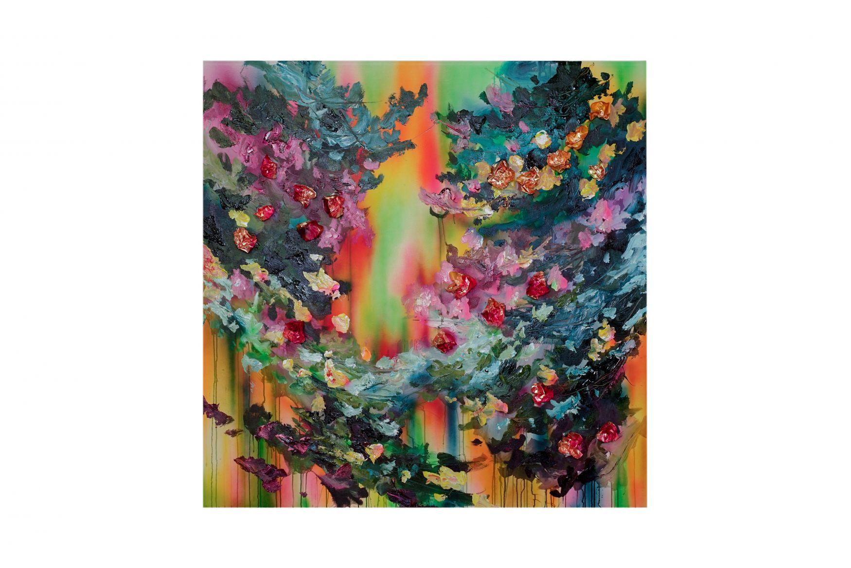 My Secret Rose Garden 0115 (2018) - Arne Quinze