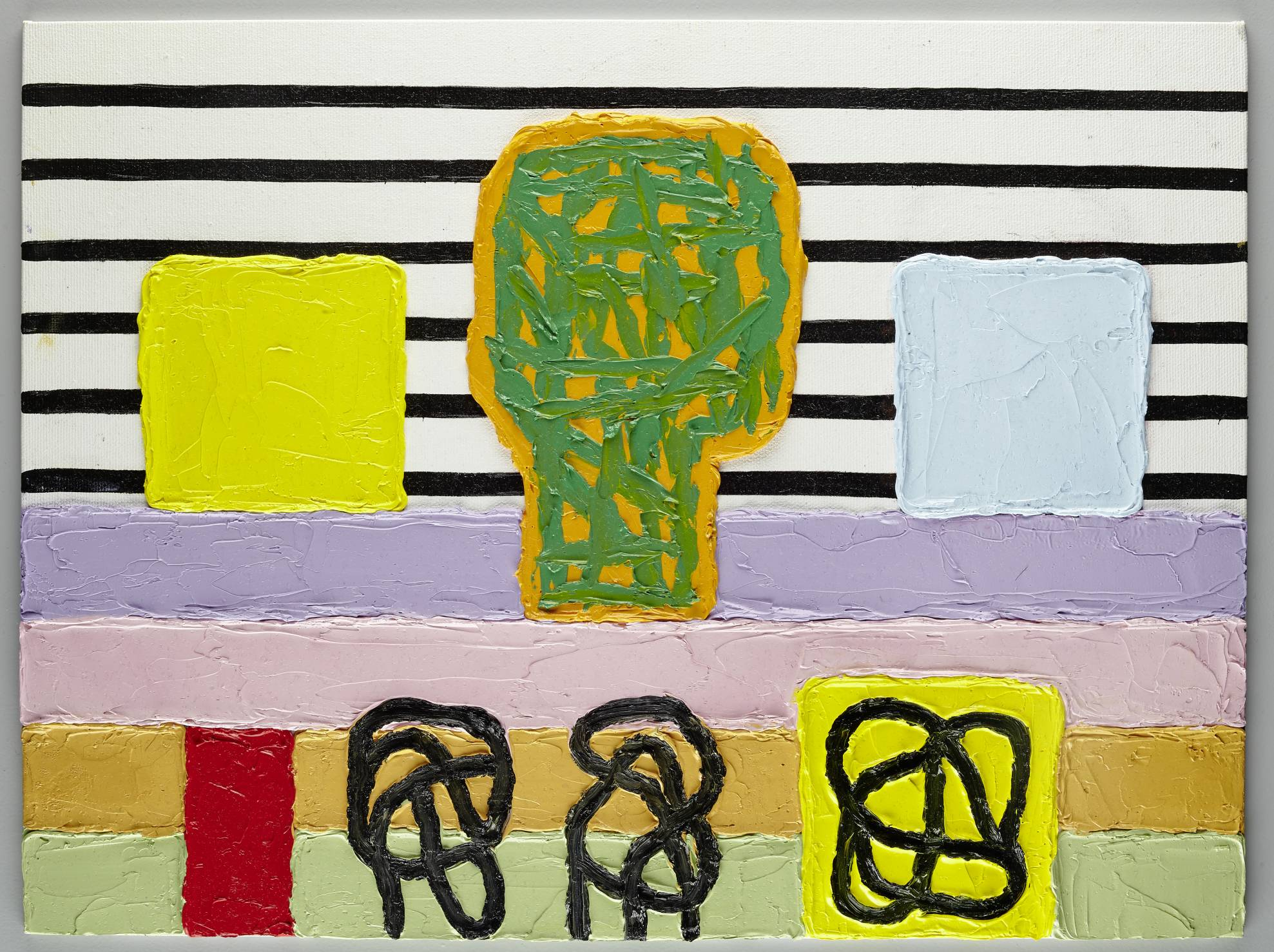 Art and Meaning (2015) - Jonathan Lasker