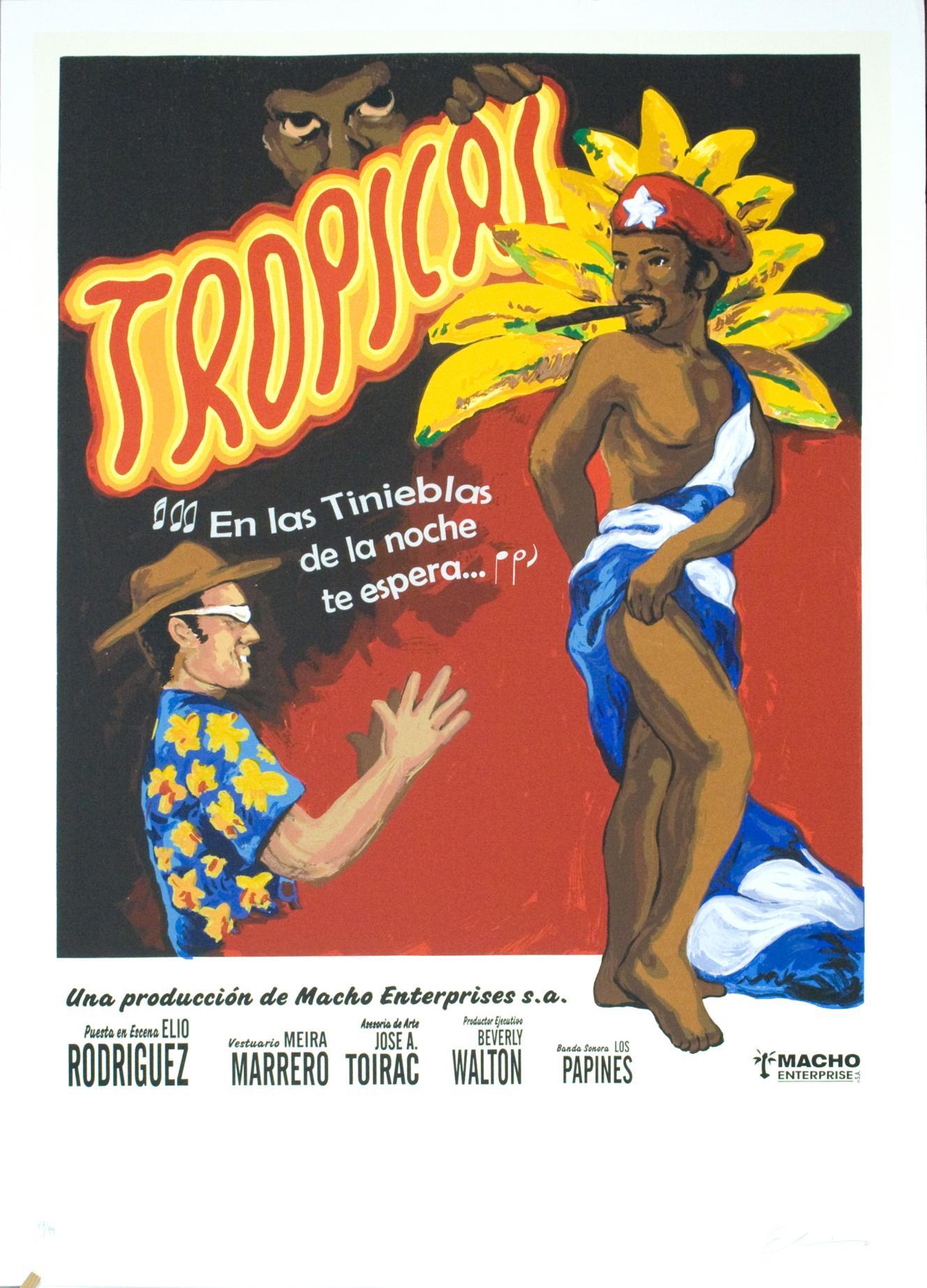 Tropical (2005) - Elio Rodríguez Valdés - El Macho