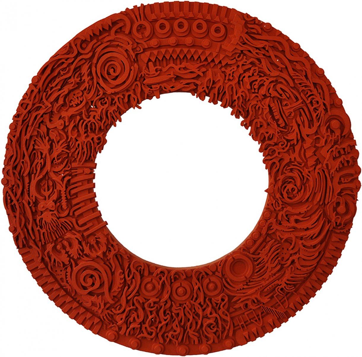 La rueda roja (2013) - Nacho Angulo