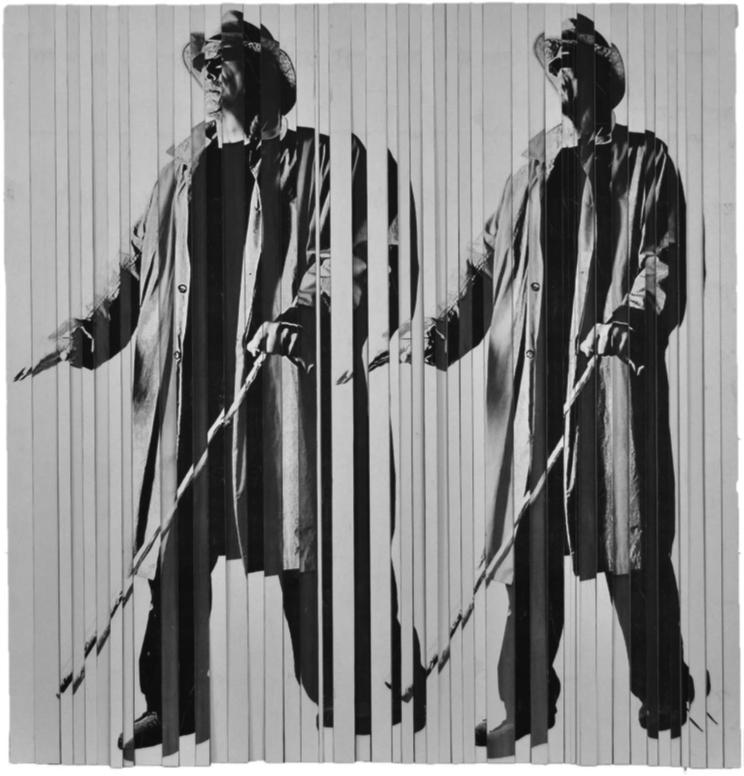 Autorretrato de pintor (2014) - Nacho Angulo