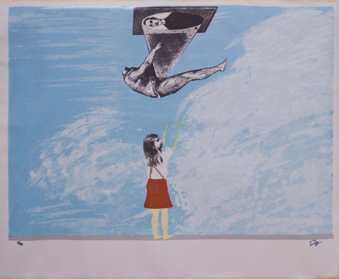 Avistamiento I (2005) - Sandra Ramos Lorenzo