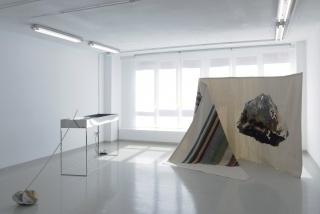 """""""Mudanza"""" Exposición inaugural en el nuevo espacio de Carabanchel. Madrid. (En colaboración con Espacio Líquido)"""