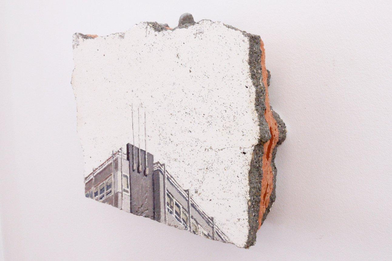 Escombro (García Barbón/Colón I) (2014) - Ignacio Pérez-Jofre
