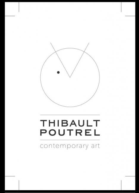 Logotipo. Cortesía de la Thibault Poutrel Contemporary Art