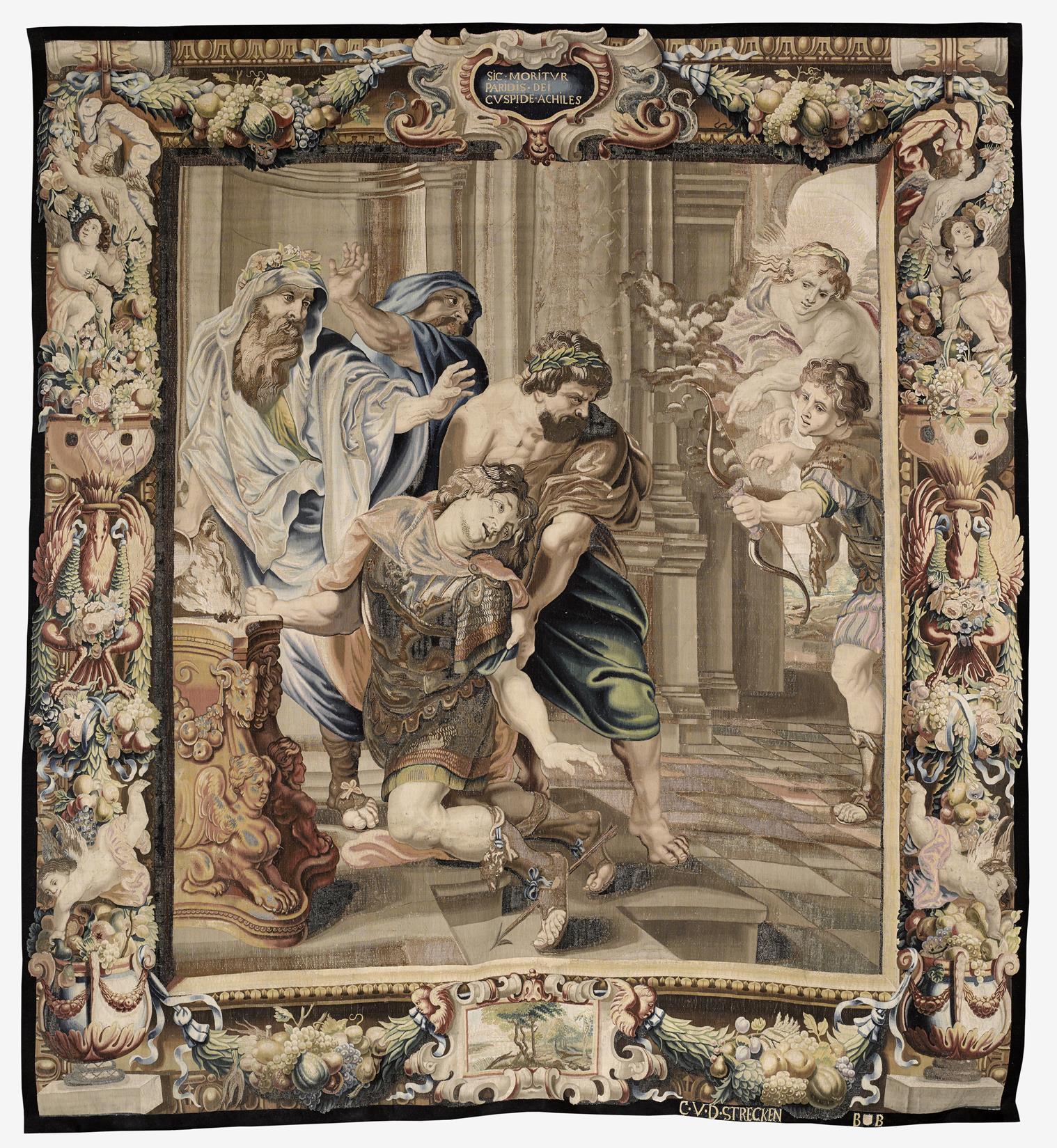 La muerte de Aquiles (2020) - Pedro Pablo Rubens