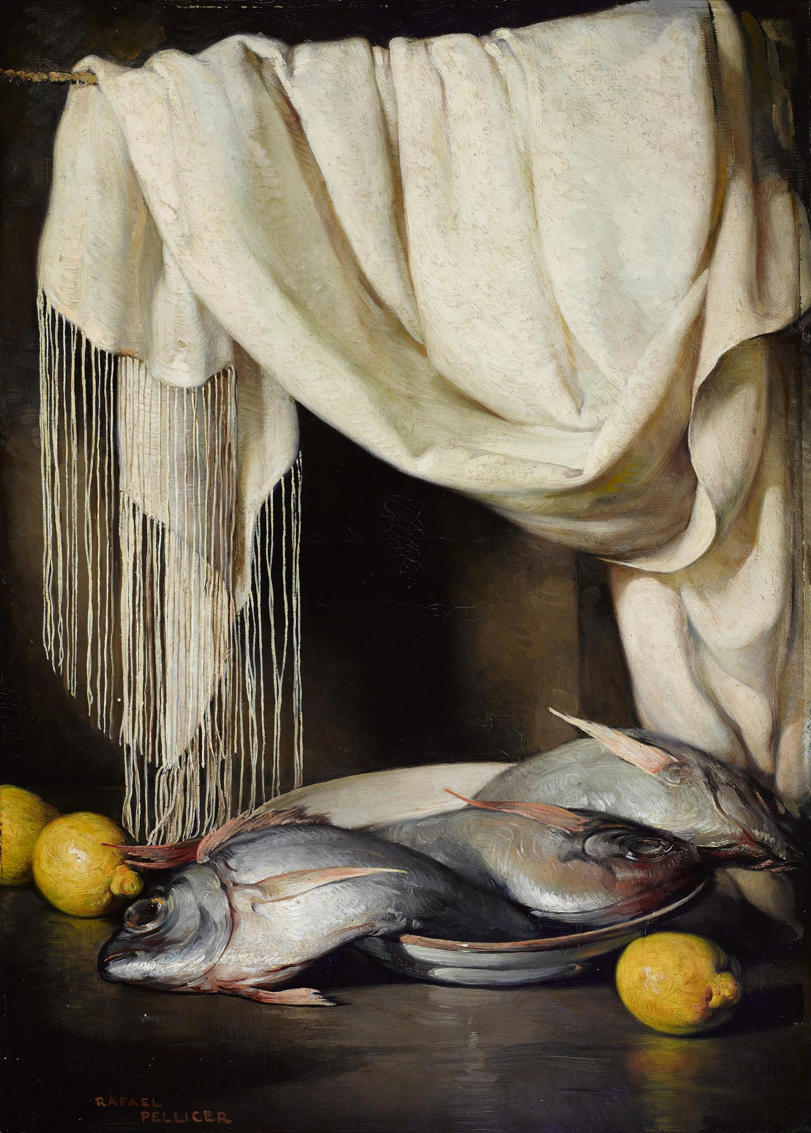 Sin título (1958) - Rafael Pellicer