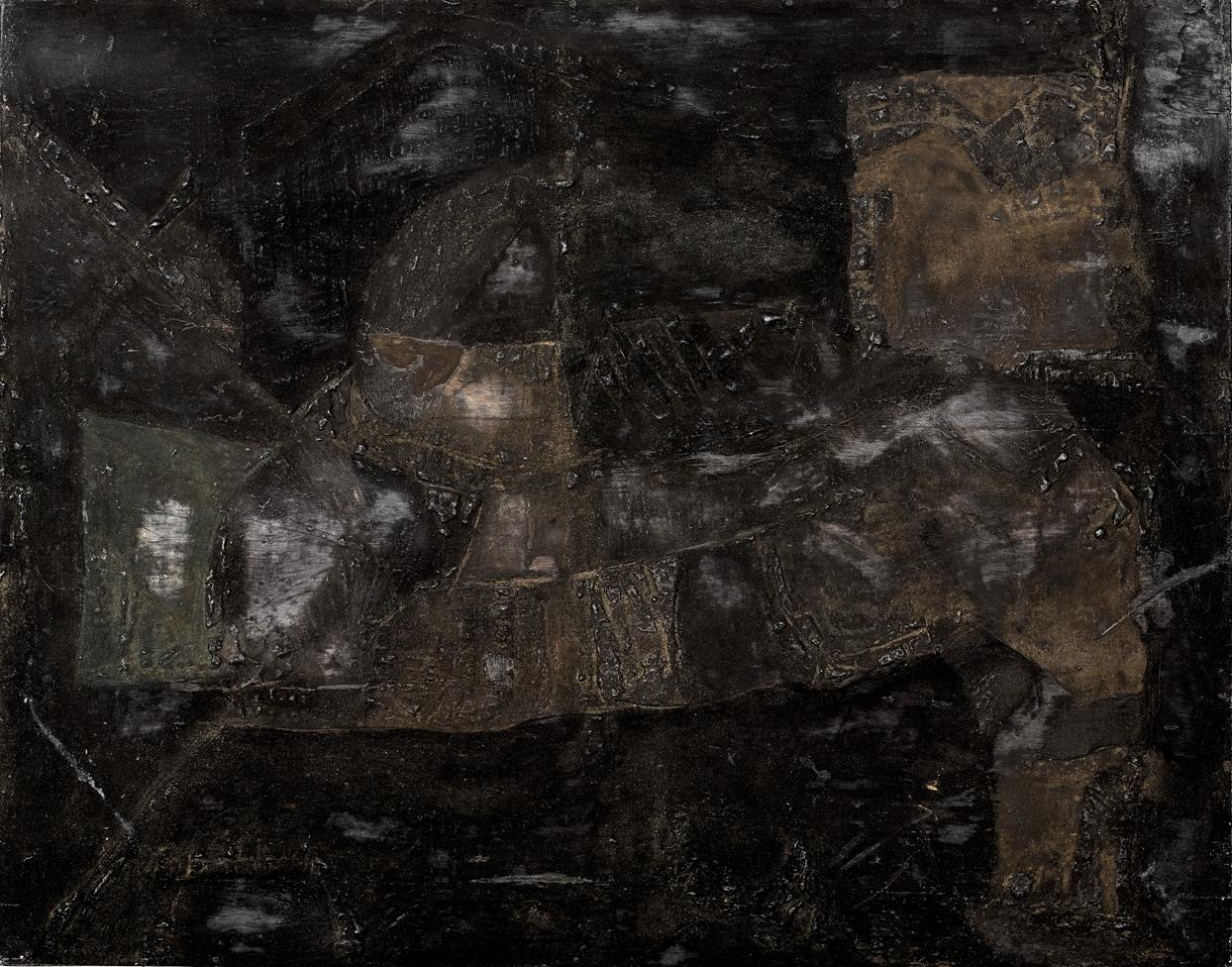 Sin título (1958) - Lucio Muñoz