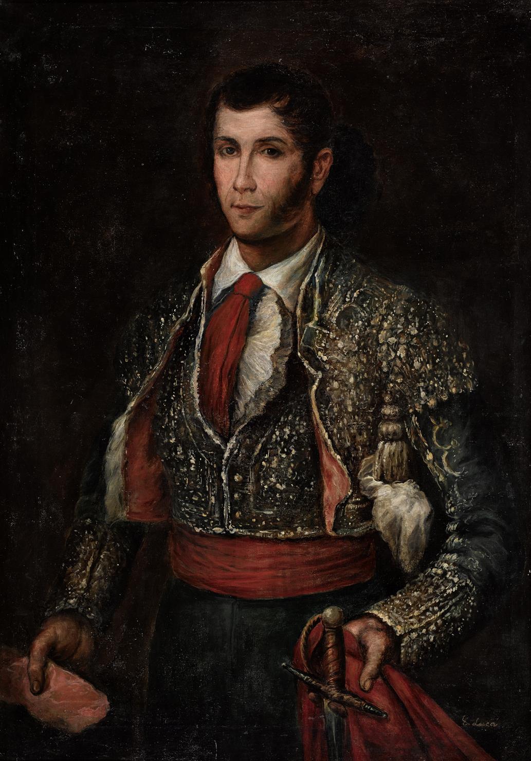 El torero Paquiro (2020) - Eugenio Lucas Villamil